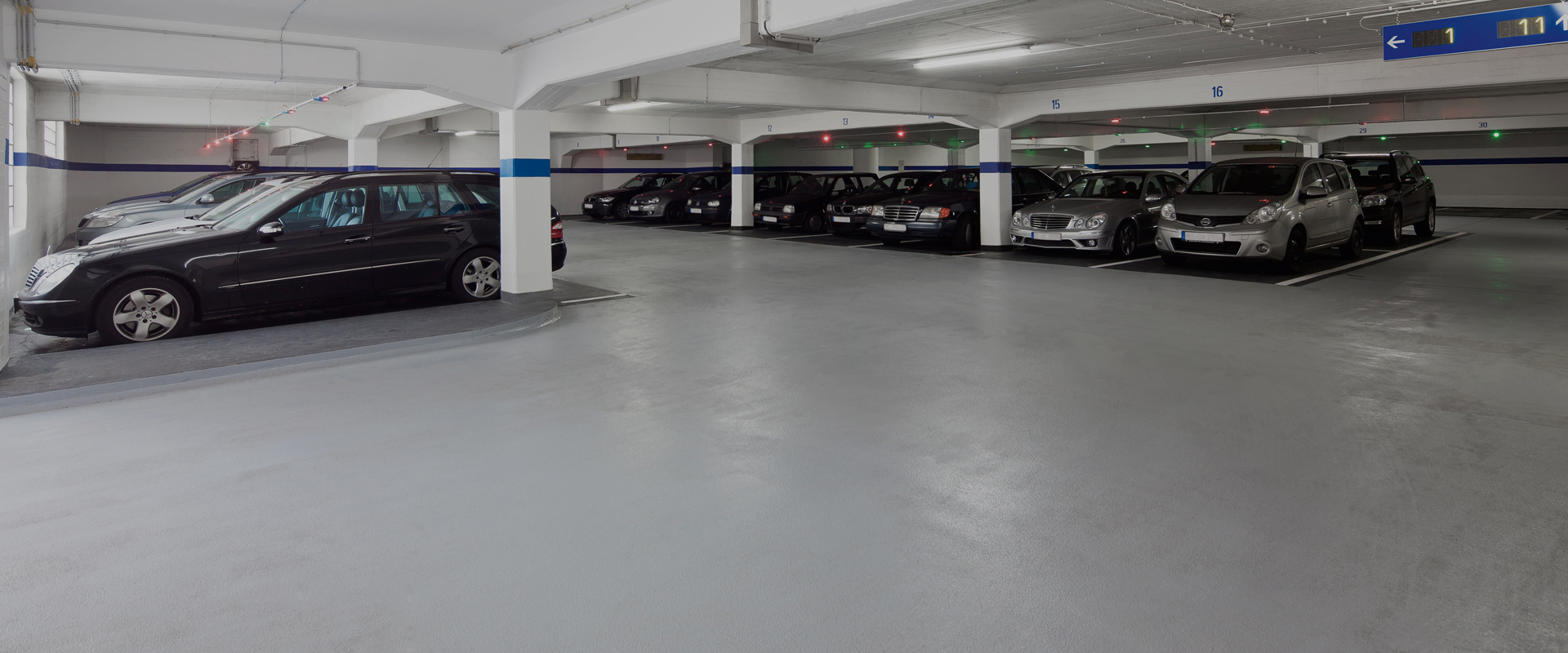 Field of Expertise parkeergarage